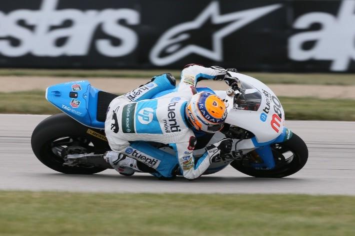 Результаты Гран При Индианаполиса в категории Moto2