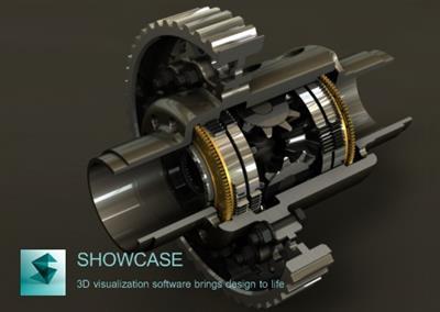 Autodesk Showcase 2015 (64bit)