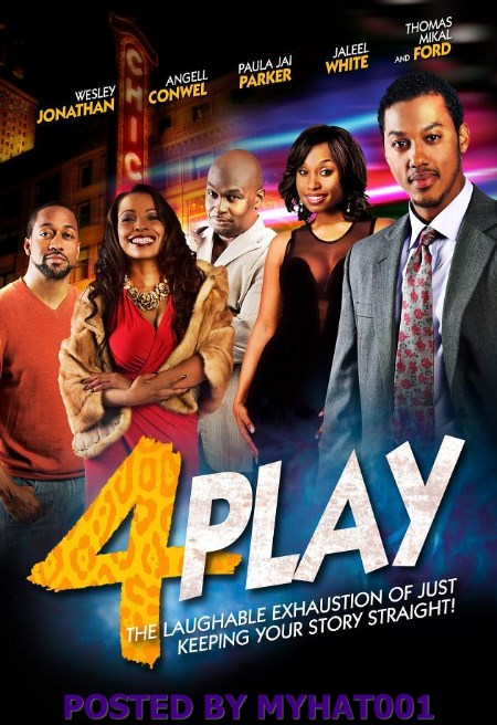 4Play (2014) DVDRip XviD-2LOW