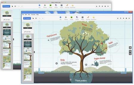 Prezi Pro v5.1.1 (Mac OS X)