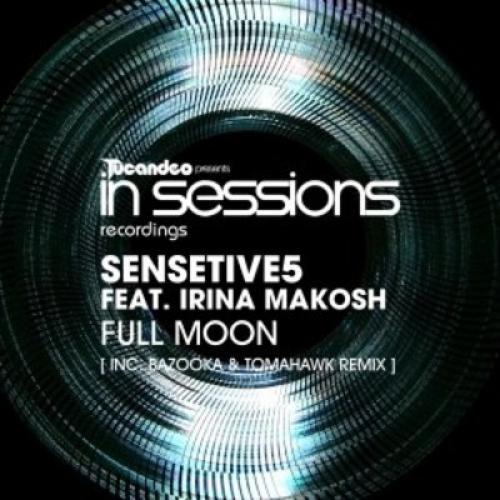 Sensetive5 feat. Irina Makosh - Full Moon (2013)