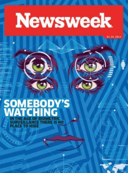 Newsweek - 25 April [2014]