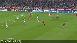 Футбол. Лига Европы 2013-14. 1/2 финала. Первые матчи. Обзор (2014) HDTVRip