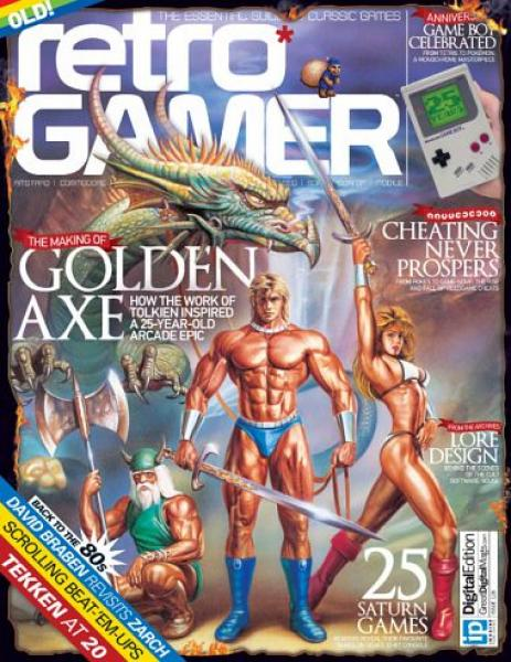 Retro Gamer - Issue 128, [2014]