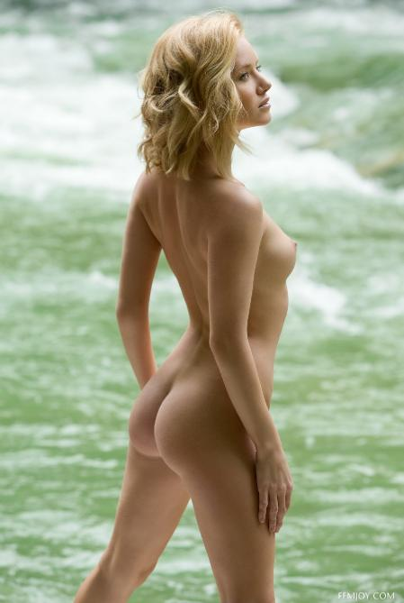 Femjoy: Gabi - Wide River (27*04*2014)