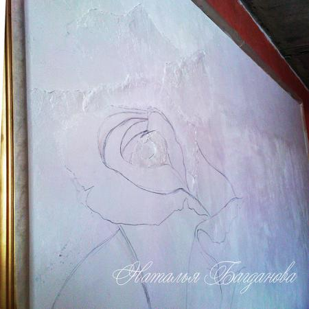 Декоративное оформление стен  7af11f35fa991095f07d556936dcb724