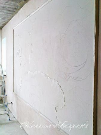 Декоративное оформление стен  5be92cb90d0265d981469a8721bb9970