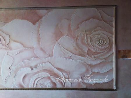 Декоративное оформление стен  4bd00f4e3880d13270881657d3530c76