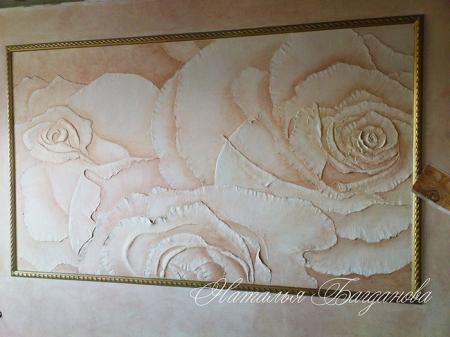 Декоративное оформление стен  Edc650efa12d14a270b32fe3c2b2c98c
