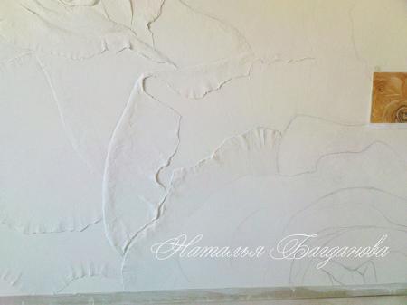 Декоративное оформление стен  374ba5bf444ef3831882a21b904f4cd3