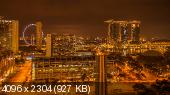 Three Days In Singapore- 4K Ultra HD Time-Lapse