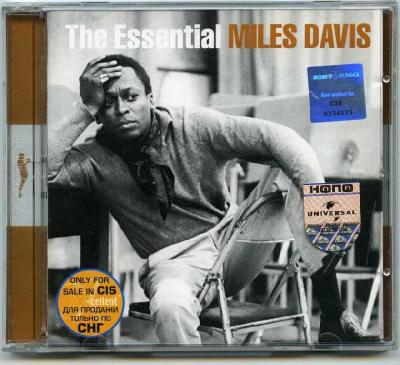 Miles Davis – The Essential Miles Davis, 2CD / 2003 Sony Music Entertainment Inc.