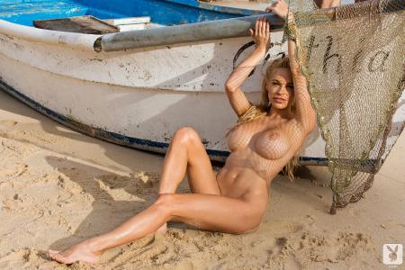 Playboy [Playmates]: Dani Mathers - Dangerous (03*05*2014)