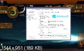 Windows 8.1 Enterprise x86/x64 Update BeaStyle v.1.15