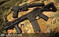 Обои с различными видами оружия на рабочий стол. Часть 1