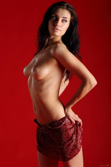 Stunning18 : Marina H. - Red Gallery